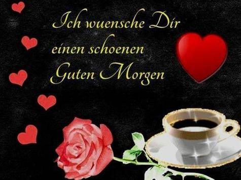 Wunderschönen mein schatz einen guten morgen Guten Morgen