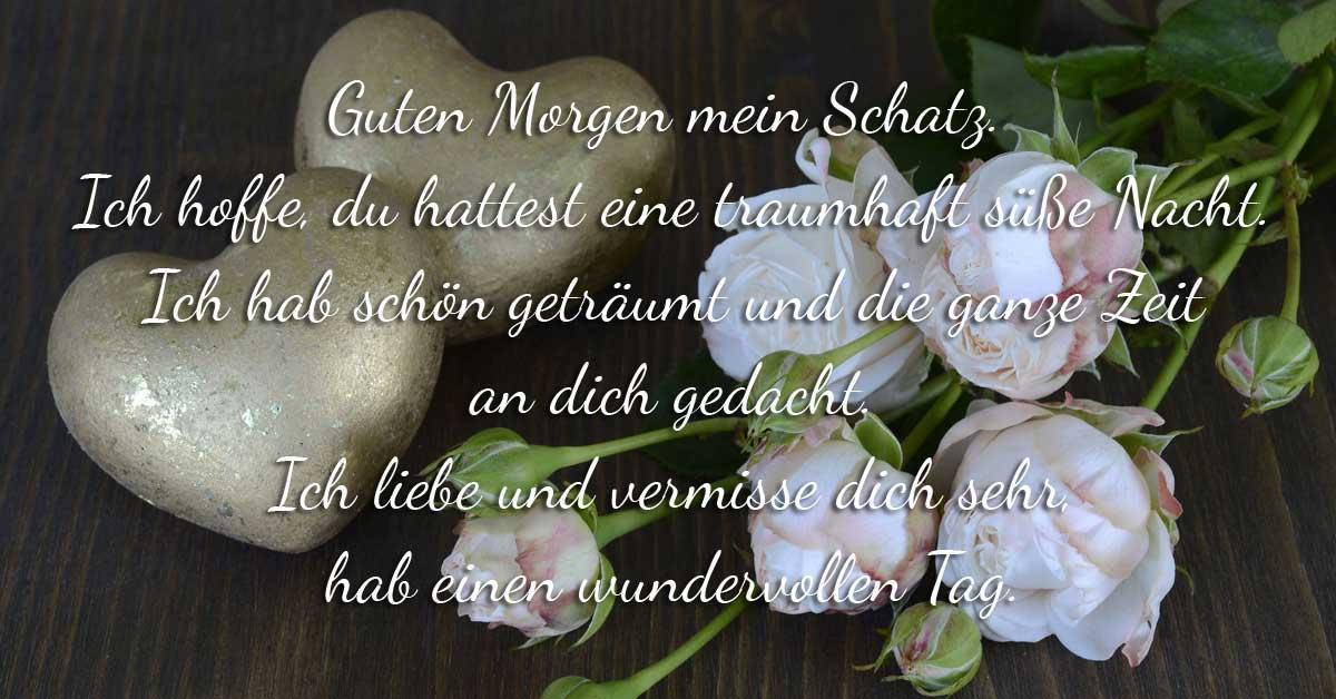 An süße mein schatz texte Süße Romantische