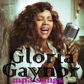Gloria Gaynor icon