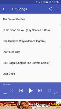 Quincy Jones songs screenshot 2