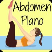Icona Abdomen plano para mujeres