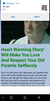 Heart Warming Story!!! screenshot 11
