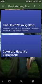 Heart Warming Story!!! screenshot 1
