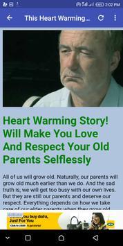 Heart Warming Story!!! screenshot 2
