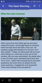 Heart Warming Story!!! screenshot 9