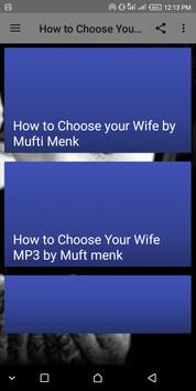 How to Choose Your Wife! screenshot 1