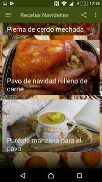 Recetas Navideñas screenshot 3