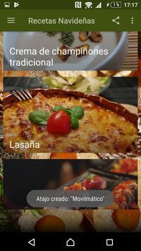 Recetas Navideñas screenshot 1