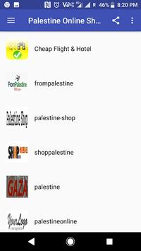 Palestine Online Shops poster