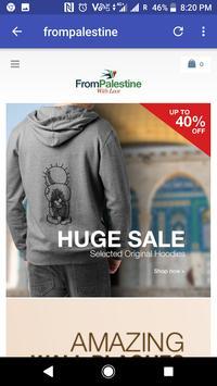 Palestine Online Shops screenshot 1