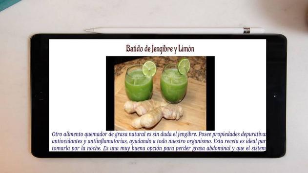 Batidos para Adelgazar ảnh chụp màn hình 11