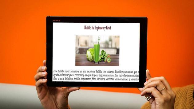 Batidos para Adelgazar ảnh chụp màn hình 12