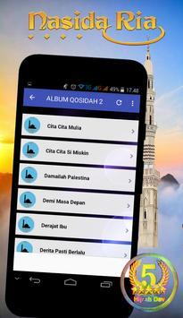 Qosidah Nasida Ria Terlengkap screenshot 3
