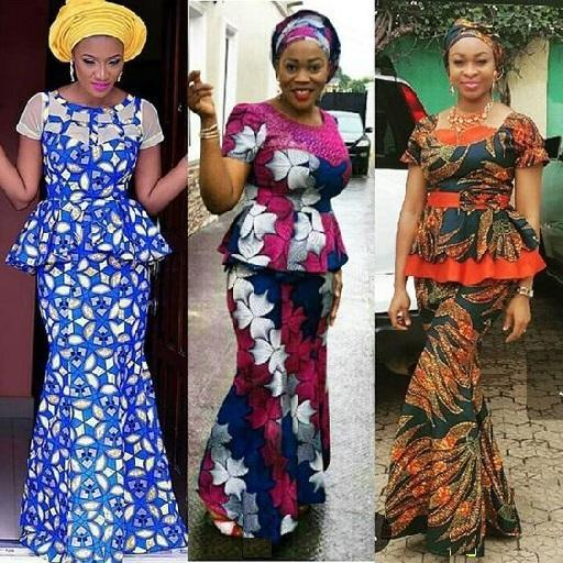 Ankara Skirt Blouse Designs For Android Apk Download