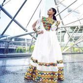 Ethiopian Fashion icon