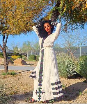 Ethiopian Fashion poster