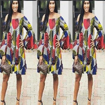 Bell Sleeve Ankara Styles screenshot 9