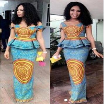 African Style Top & Long Skirt screenshot 5
