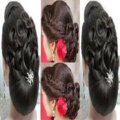 Juda & Bun Hairstyles icon