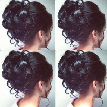 Juda & Bun Hairstyles screenshot 1