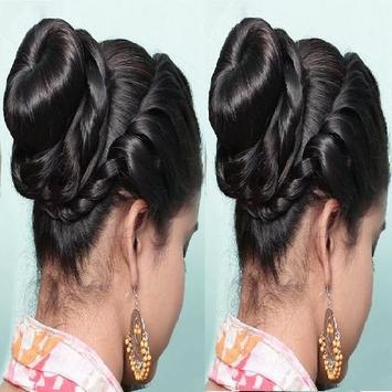 Juda & Bun Hairstyles screenshot 6