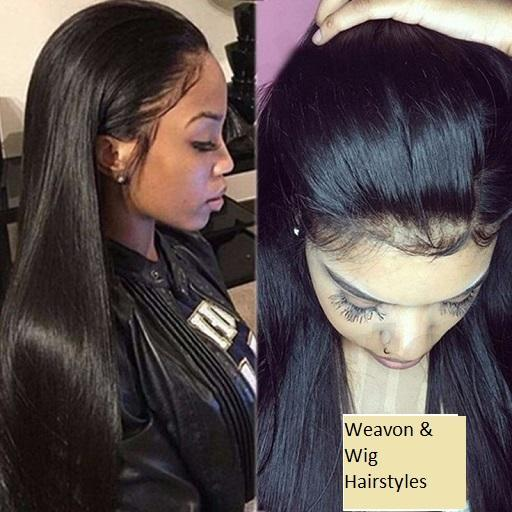 Fantastic Weavon Wig Hairstyles For Android Apk Download Natural Hairstyles Runnerswayorg