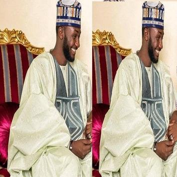 Hausa Men Fashion poster