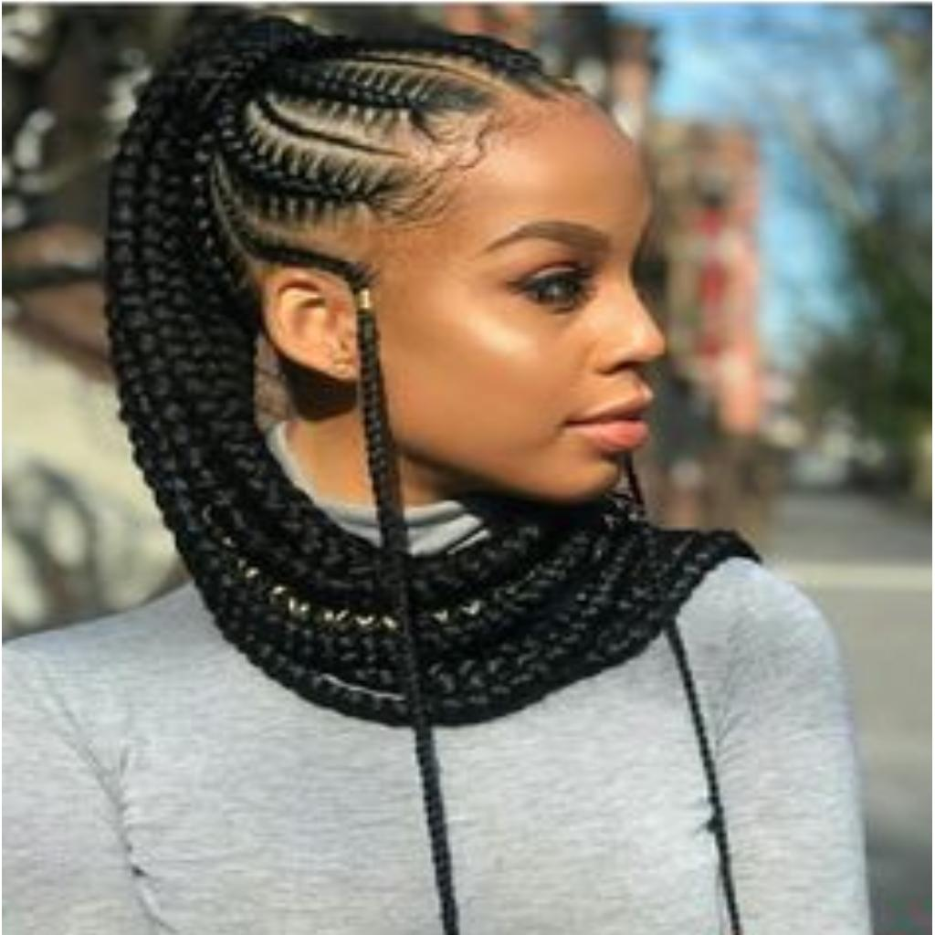 Black Women Box Braids Styles for Android - APK Download