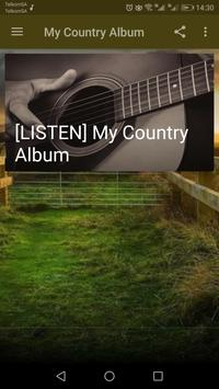 My Country Album screenshot 1