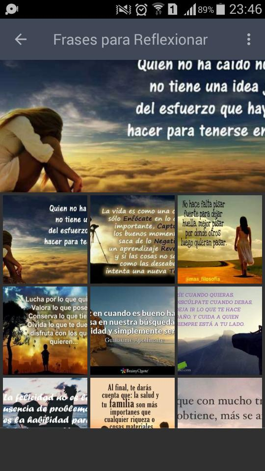 Frases Para Reflexionar For Android Apk Download