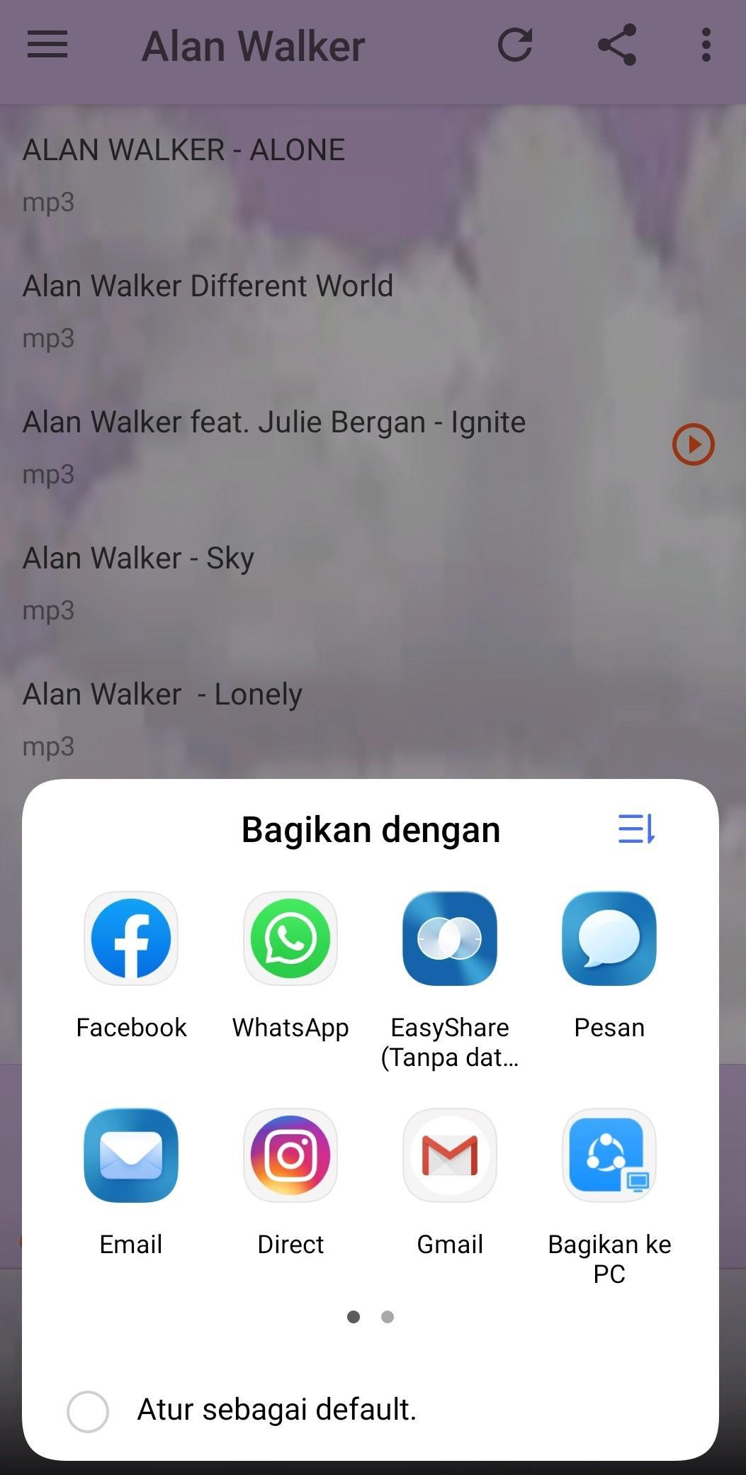 Alan Walker Full Song for Android - APK Download