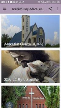 SDA (Seventh Day Adventist) Audio Hymns, Podcasts ảnh chụp màn hình 1
