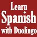 Learn Spanish / More With Duolingo APK