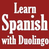 Icona Learn Spanish / More With Duolingo