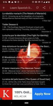 5 Schermata Learn Spanish / More With Duolingo