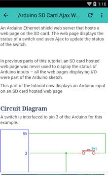 The Arduino Ethernet Shield Web Server Tutorial for Android - APK
