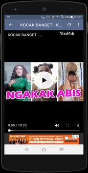 Video Lucu pengguna Tiktok Indonesia 2019 wkwkland poster