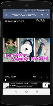 Video Lucu pengguna Tiktok Indonesia 2019 wkwkland screenshot 2