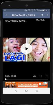 Video Lucu pengguna Tiktok Indonesia 2019 wkwkland screenshot 4