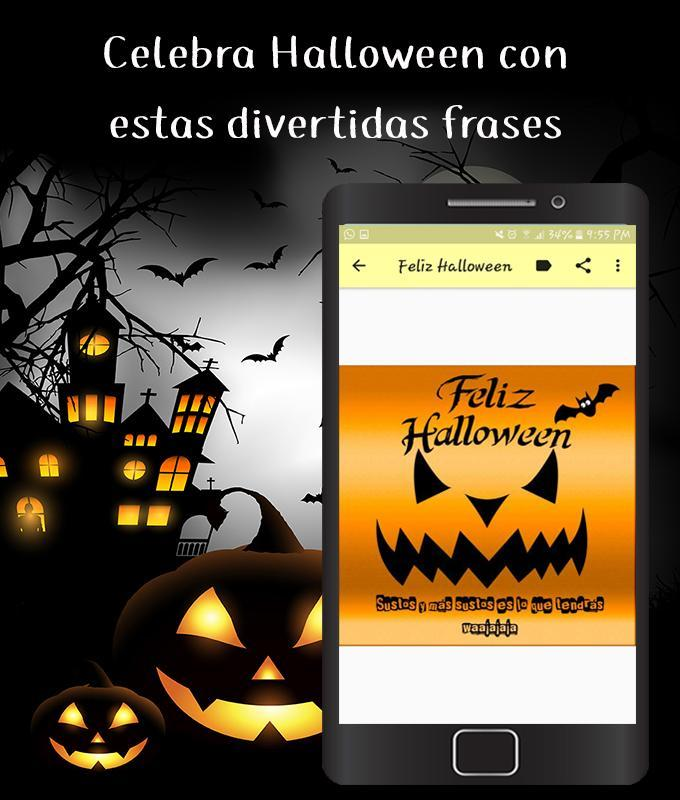 Frases Happy Halloween For Android Apk Download
