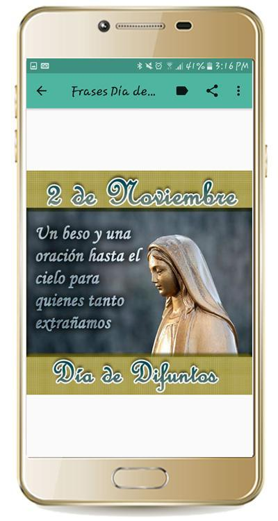 Frases Día De Difuntos For Android Apk Download