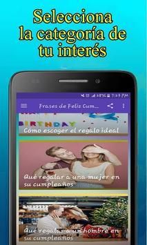 Frases Bonitas de Feliz Cumpleaños screenshot 1