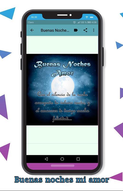 Frases Bonitas De Buenas Noches Para Mi Amor For Android Apk Download