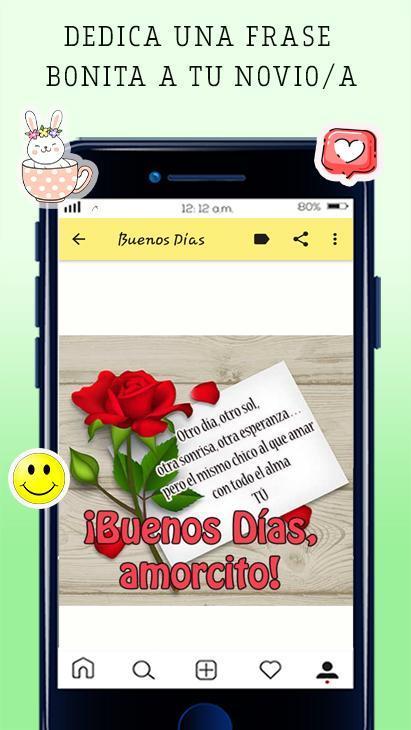 Frases De Buenos Días Y Buenas Noches For Android Apk Download