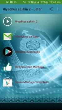Kitab Riyadus Salihin MP3 Offline Part 2 screenshot 4