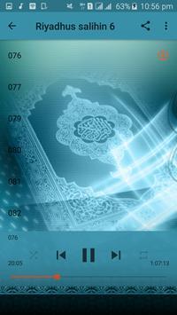 Kitab Riyadus Saliheen MP3 Offline Part 6 of 7 screenshot 1