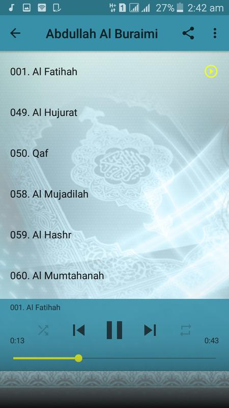 Audio full quran download