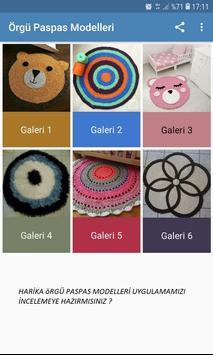 Knitting Mat Models poster