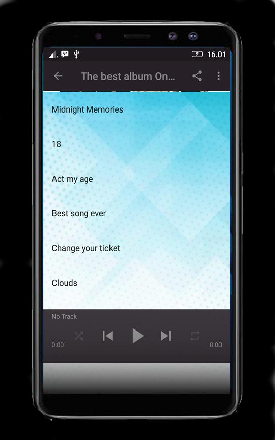 One Direction Full Mp3 Offline for Android - APK Download