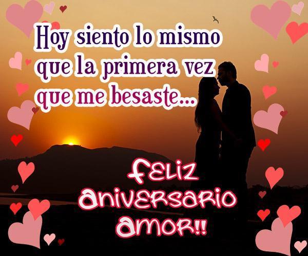 Frases De Feliz Aniversario Amor Pour Android Téléchargez